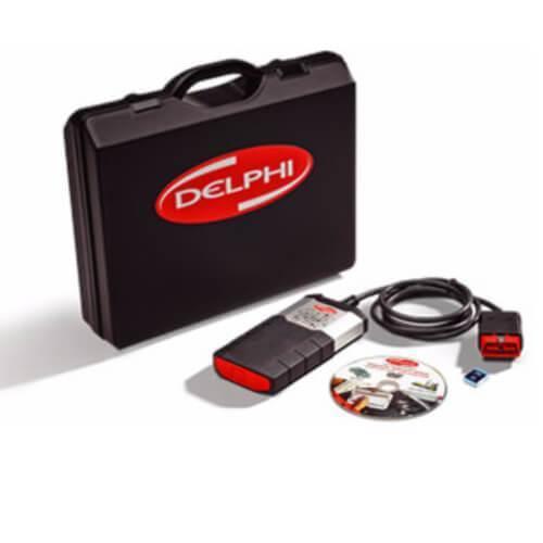 DS150E - New Delphi diagnostic car kit
