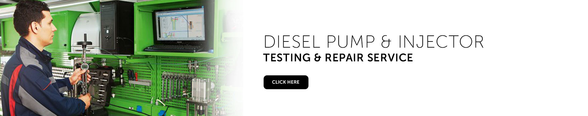 Diesel Engineering Services Ltd – Diesel pump and injector test and