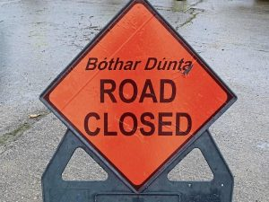 Road Closure – R178 – Shercock to Bailieborough Road